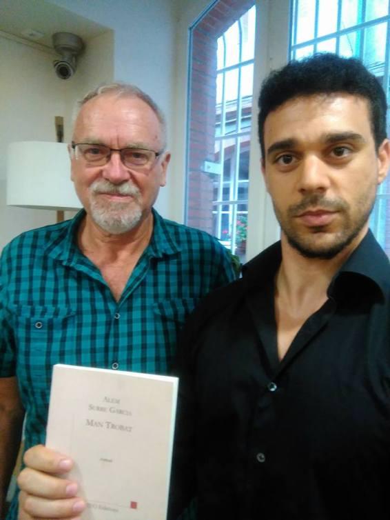 مع الكاتب عالم صور غارسيا