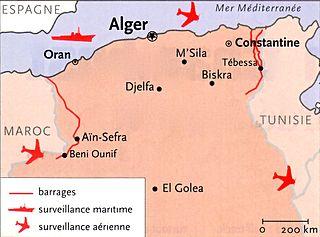 Barrages_frontaliers_(guerre_d'Algérie)